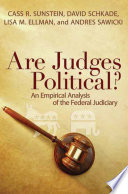 Are Judges Political