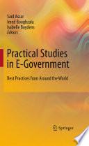 Practical Studies in E Government