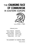 The Changing face of communism in Eastern Europe