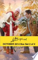 Love Inspired October 2014 Box Set 2 Of 2
