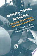 Drinkers  Drivers  and Bartenders