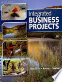 Integrated Business Projects : scenario setting. the projects emphasize...