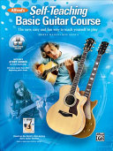 Alfred s Self Teaching Basic Guitar Course