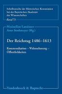 Der Reichstag 1486-1613