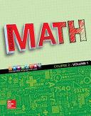Glencoe Math 2016  Course 2 Student Edition