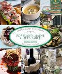 Portland Maine Chef S Table