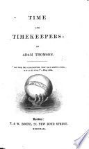 Time and Timekeepers