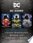 The DC Icons Series Book PDF