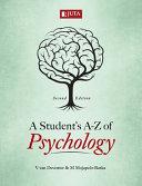 A Student S A Z Of Psychology