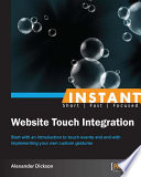 Instant Website Touch Integration