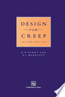 Design For Creep