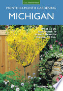 Michigan Month by Month Gardening