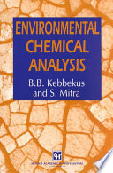 Environmental Chemical Analysis Free download PDF and Read online