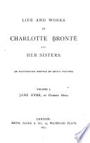 Life and Works of Charlotte Bront   and Her Sisters  Jane Eyre Book PDF