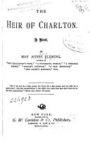 Ebook The Heir of Charlton Epub May Agnes Fleming Apps Read Mobile
