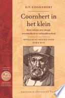 Coornhert In Het Klein