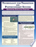 Technology for Transition and Postsecondary Success