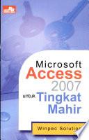 Microsoft Access 2007 Tingkat Mahir