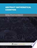 Abstract Mathematical Cognition book