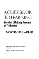 A guidebook to learning