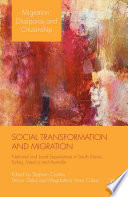 Social Transformation And Migration book