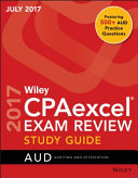 Wiley CPAexcel Exam Review July 2017 Study Guide