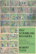 download ebook idly scribbling rhymers pdf epub