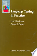 Language Testing in Practice