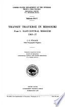 Transit Traverse in Missouri