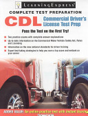 Commercial Driver s License Exam