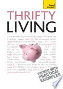 Thrifty Living: Teach Yourself