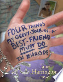 Four Things My Geeky Jock Of A Best Friend Must Do In Europe