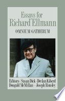 Essays for Richard Ellmann