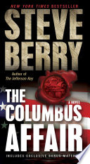 The Columbus Affair  A Novel  with bonus short story The Admiral s Mark