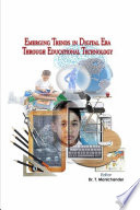 Emerging Trends in Digital Era Through Educational Technology
