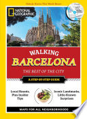 National Geographic Walking Barcelona
