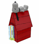 Snoopy s Doghouse Library