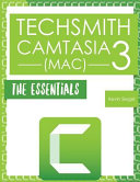 Techsmith Camtasia 3  Mac