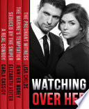 download ebook watching over her: the pregnant witness / the marine's temptation / seduced by the sniper / a real cowboy (mills & boon e-book collections) pdf epub