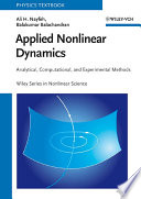 Applied Nonlinear Dynamics