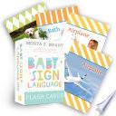 Baby Sign Language Flash Cards