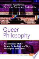 Queer Philosophy