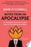 Notes from an Apocalypse Book PDF