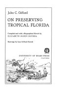 On preserving tropical Florida