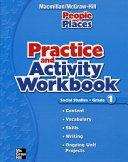 PRACTICE AND ACTIVITY WORKBOOK: SOCIAL STUDIES GRADE. 1