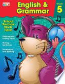 English   Grammar Workbook  Grade 5