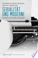 Serialität und Moderne