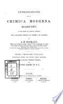 Introduzione alla chimica moderna