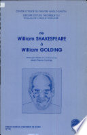 De William Shakespeare    William Golding