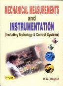 Mechanical Measurements   Instrumentation